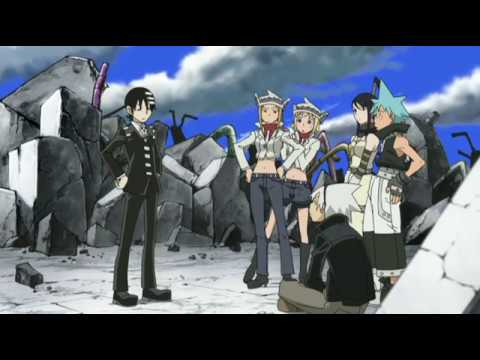 Soul Eater Episode 51 FRENCH FIN