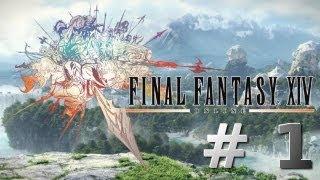 Final Fantasy XIV Online - (ITA) - La prima Levequest [Parte 1/2]