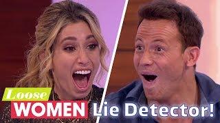 Lie Detector Reveals Shocking Truth About Joe Swash! | Loose Women
