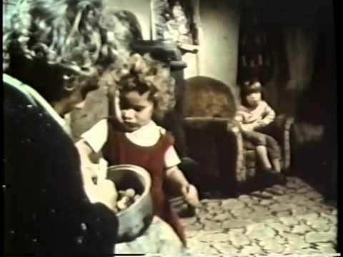cbs documentary hunger in america (1968)