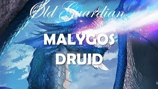 How to play Malygos Druid (Hearthstone Boomsday deck guide)