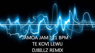 JAMOA JAM 121 BPM   DANGER ISLAND  TE KOVI LEWU ) REMIX