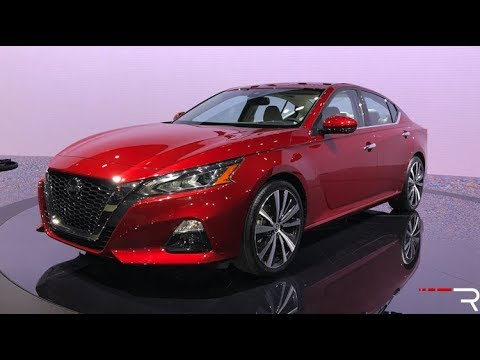 2019 Nissan Altima U2013 Redline: First Look U2013 2018 NYIAS
