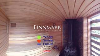 Jake Newport, MD of Finnmark Sauna joins World Sauna Forum 2018