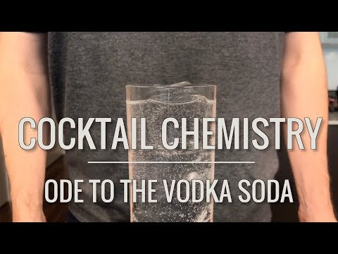 Basic Cocktails - Ode To The Vodka Soda