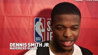 All-Access: Dennis Smith Jr. at Las Vegas Summer League