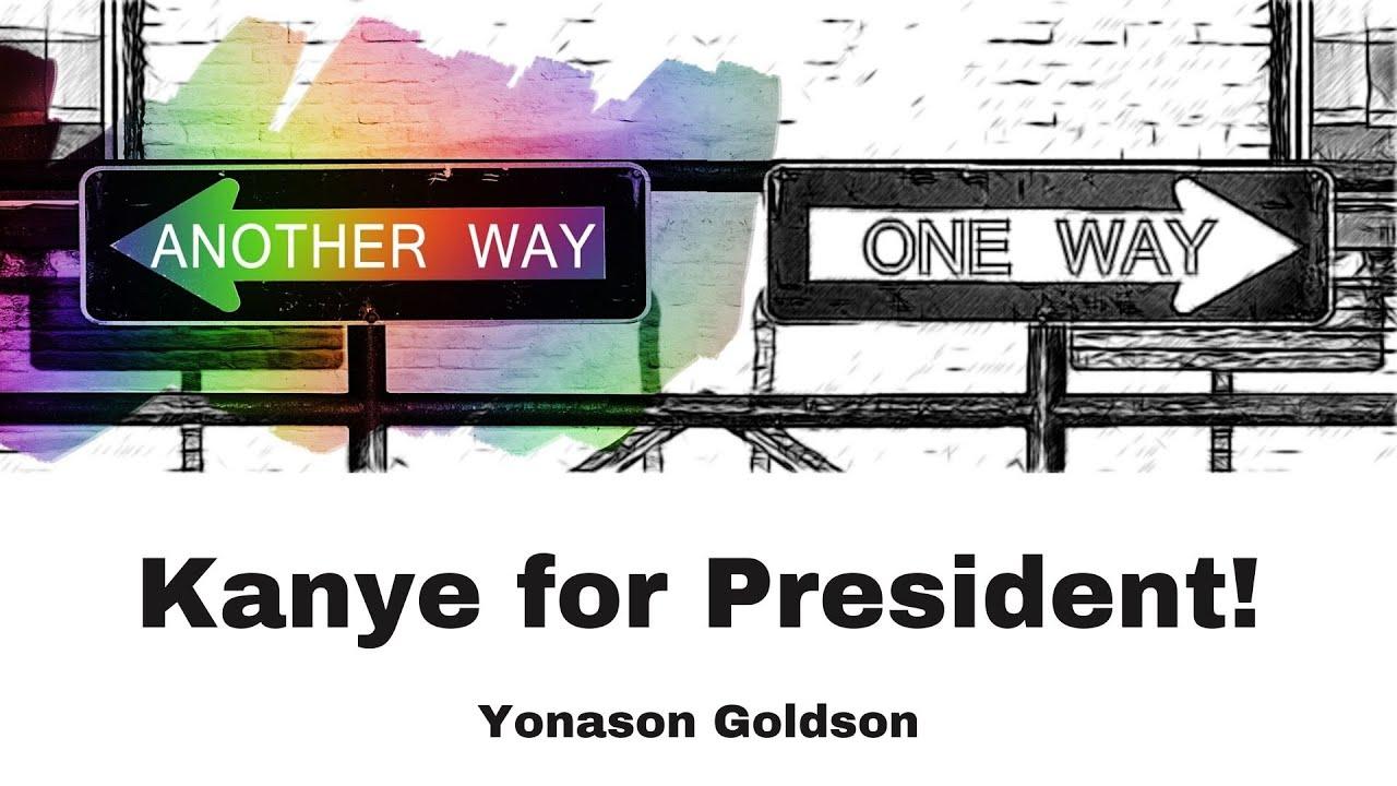 Kanye for president!