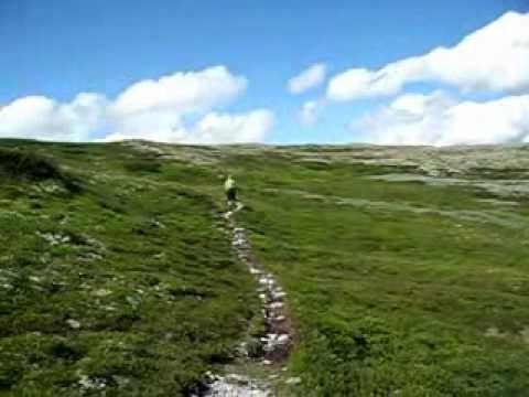 Hike to Atnasjø and Tinasæter