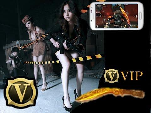 CF Mobile | Comprei uma Faca VIP Crossfire para Android