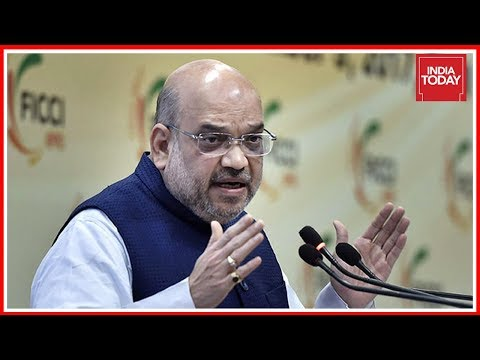 Newsroom: BJP's Chanakya, Amit Shah Responds To Congress' Criticisms Of Gujarat