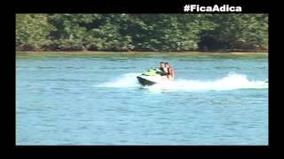 Baixar #FicaADica Show no Rio com Alline Schineider