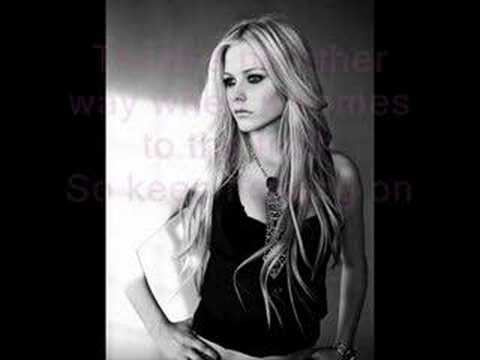 Avril Lavigne - Keep Holding On +Lyrics.