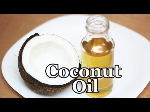 How to Make Coconut Oil in Your Home | Flo Chinyere