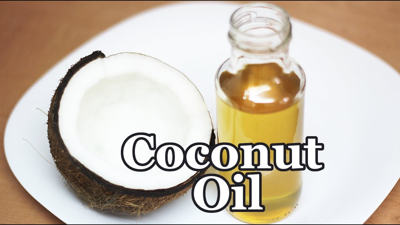 How to Make Coconut Oil in Your Home - YouTube