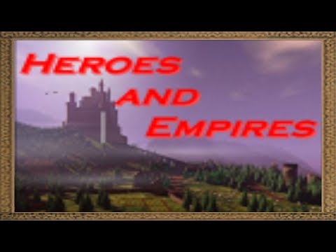 Warcraft 3 - Heroes and Empires