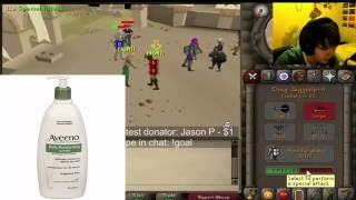 Runescape Twitch Leak