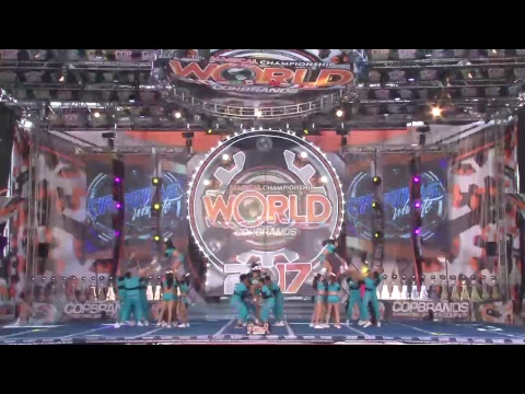 Preliminares Cheer -The Magical Championship of the World 2017