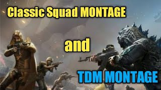 TDM and Classic squad Gameplay Montage #1   With my cousins and friend   @MasumBachayt