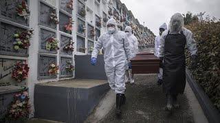 COLOMBIA   100 000 muertos por COVID y sin luz al final del túnel