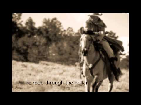 The Legend of Jack Dillon (original cowboy folk song with lyrics)