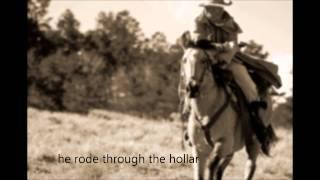 The Legend of Jack Dillon (original cowboy folk song with lyrics)