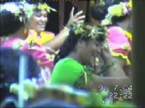 Fatele Nanumaga - 'Ko Napenape a vaka o Tautai' 1 of 2
