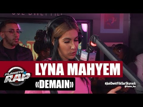 Youtube: Lyna Mahyem«Demain» #PlanèteRap