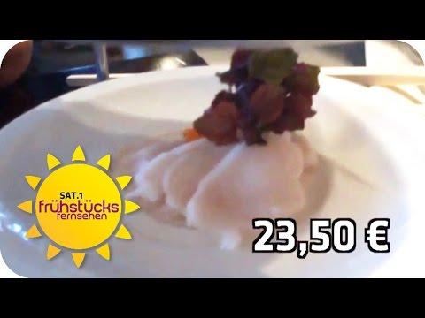 14,50€ für ERDBEEREN: WUCHER auf SYLT | SAT.1 Frühstücksfernsehen