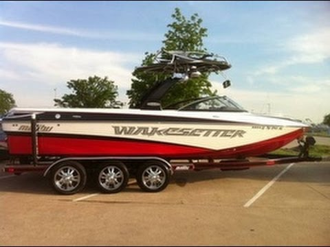 [UNAVAILABLE] Used 2007 Malibu 247 Wakesetter LSV in Lewisville, Texas
