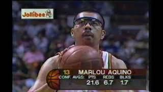 1997 PBA All Filipino Conference Gordon