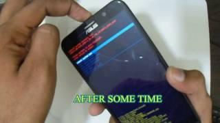 Asus Zenfone 2 ZE551ML Eazy Hard Reset