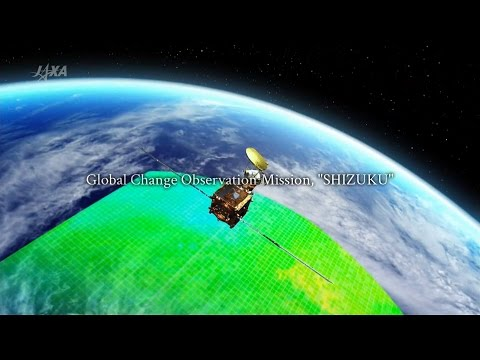 We can do many things in space. - Introduction of JAXA Earth observation satellites in 2014/2015 -