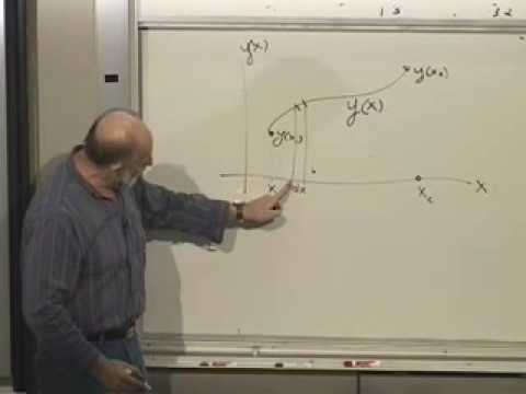Lecture 2 | Modern Physics: Classical Mechanics (Stanford)