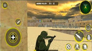 Counter Terrorist Death Attack - Android GamePlay - Shooting Games Android #5