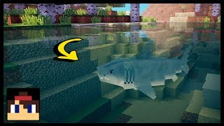 minecraft pe how to spawn a shark mcpe