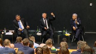 Как Володин, Минниханов и Мухаметшин спорили о происхождении татар