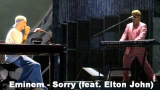 Eminem - Sorry (feat. Elton John) Remix