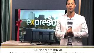 Monday Prize Giveaway Sansui Full HD LED 58inch  television