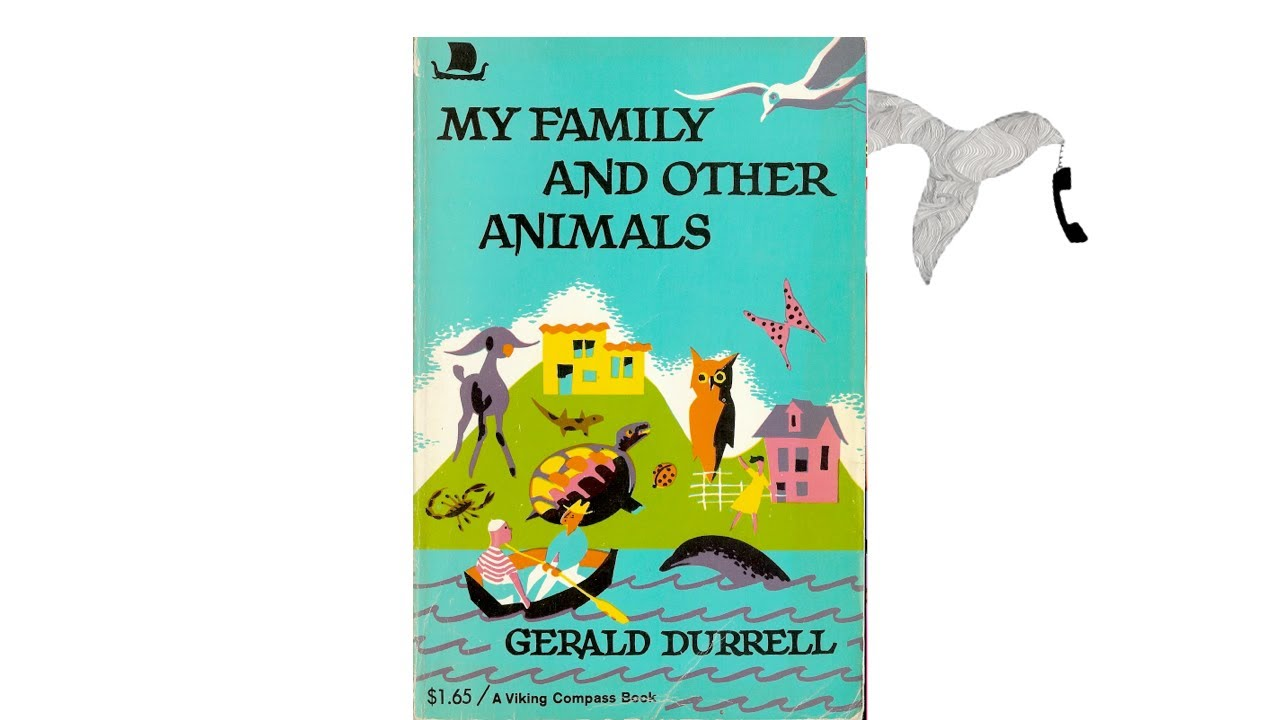 the intertwined worlds of wildlife and people in gerald durrells my family and other animals Gerald durrell's my family and other animals adapted for the stage tour dates and venues to watch my family and other animals in the the durrells tv gerald.
