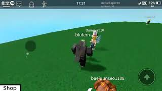 Roblox indonesia dont press the button