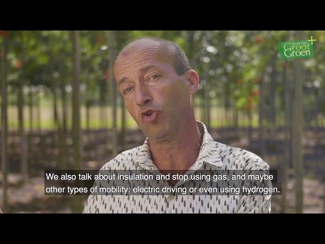 GrootGroenPlus 2018 Reinier van den Berg
