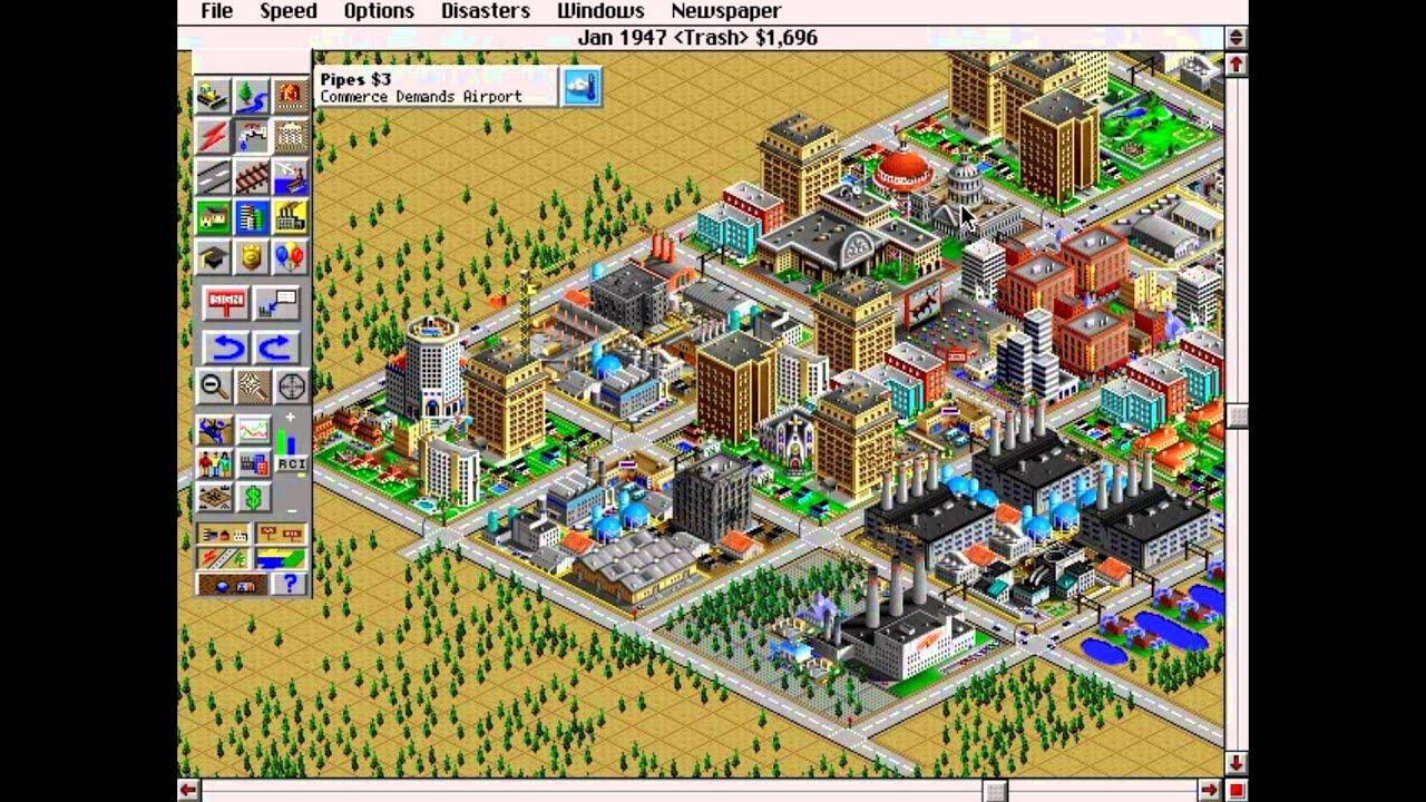 Sim City 2000 Tipps