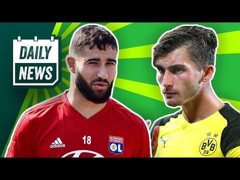 Champions League: BVB ohne Reus, Sancho & Witsel! FC Bayern: Kein Fekir-Transfer? VAR-Revolution!