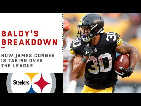 How James Conner is Taking Over the League   NFL Film Review