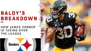 How James Conner is Taking Over the League | NFL Film Review