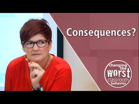 What's the Goal of a Consequence?