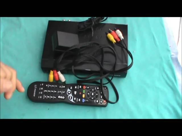 Como Convertir Una Antena Parabolica Satelital En Antena De Tv De Señal Avierto Youtube