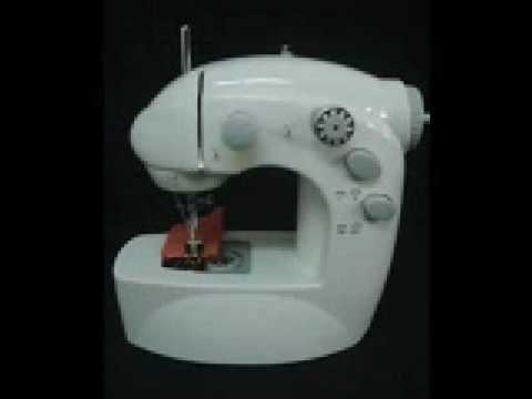 Maquina de coser 0001 - YouTube