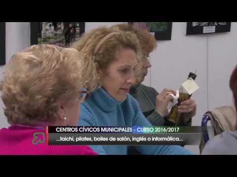 Centros Cívicos de Santander 2016 - 2017