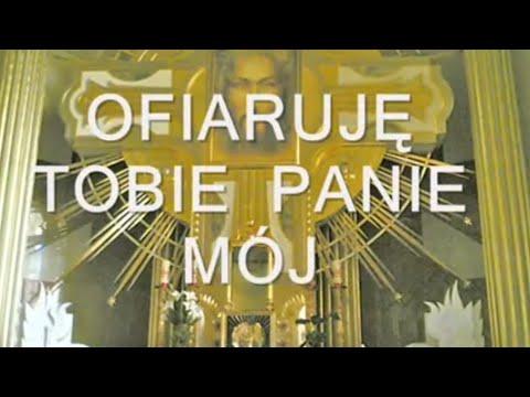 OFIARUJĘ TOBIE PANIE MÓJ - KARAOKE.wmv